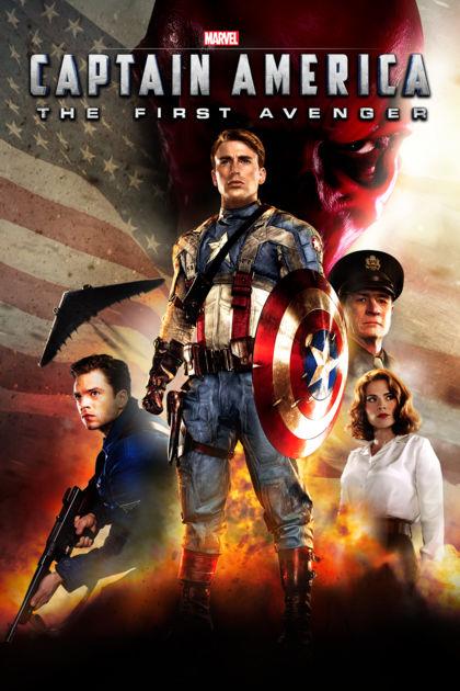 دانلود فیلم Captain America The First Avenger 2011 با دوبله فارسی